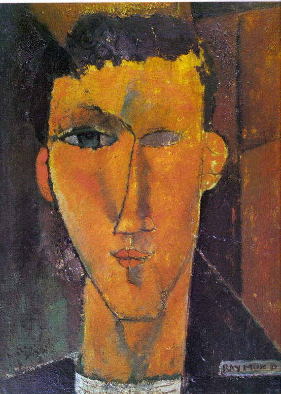 Raymond_Radiguet_by_Modigliani,_1915,_private_collection
